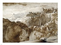 View of Tivoli Fine-Art Print
