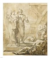 The Liberation of Saint Peter Fine-Art Print