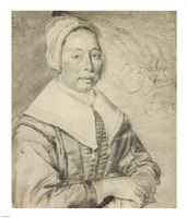 Portrait of a Woman Fine-Art Print