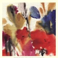 Watercolour Florals II - Mini Fine-Art Print