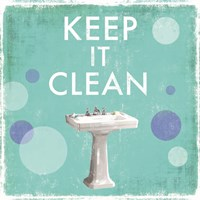 Keep it Clean Fine-Art Print