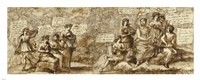 Apollo and the Muses Fine-Art Print
