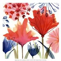 Wild Flowers I-Mini Fine-Art Print