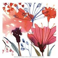 Wild Flowers II-Mini Fine-Art Print