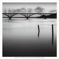 Bridge Reflection - Mini Fine-Art Print