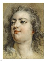 Head of King Louis XV Fine-Art Print