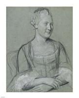 Portrait of a Lady Fine-Art Print