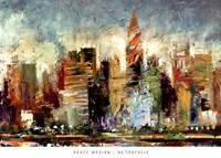 Metropolis Fine-Art Print