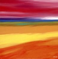 Prairie Abstract 1 Fine-Art Print