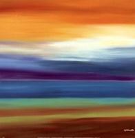 Prairie Abstract 3 Fine-Art Print