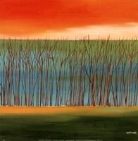 Prairie Abstract 5 Fine-Art Print