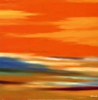 Prairie Abstract 12 Fine-Art Print