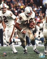 Larry Csonka Action Fine-Art Print