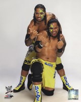The Usos 2013 Posed Fine-Art Print