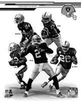Oakland Raiders 2013 Team Composite Fine-Art Print
