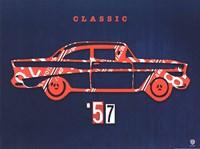 57 Chevy Fine-Art Print