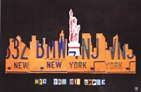 NYC Skyline Fine-Art Print