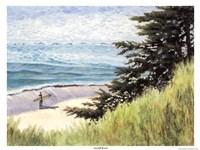 Seacliff Beach Fine-Art Print