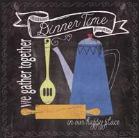 Dinnertime Fine-Art Print