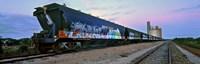 Tagged Train Fine-Art Print
