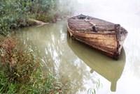 Old Barge 2 Fine-Art Print