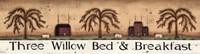 Three Willow Bed & Breakfast Fine-Art Print