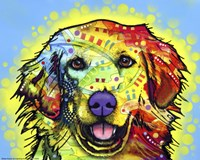 Golden Retriever Fine-Art Print