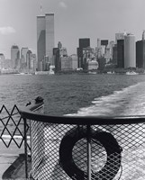 View from Staten Island Ferry Fine-Art Print