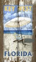 Beach Umbrella Fine-Art Print