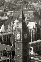 Big Ben View II Fine-Art Print