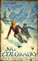 Ski Colorado Fine-Art Print