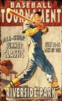 Baseball Tournament Fine-Art Print