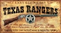 Texas Rangers Fine-Art Print