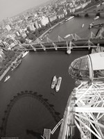 London Eye III Fine-Art Print
