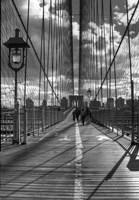 Brooklyn Bridge HDR 1 Fine-Art Print