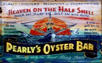 Pearlys Oysters Fine-Art Print