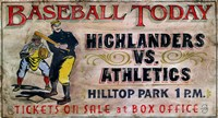 Baseball Today Fine-Art Print