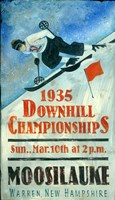 Downhill Championship Fine-Art Print