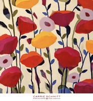 Bursting Poppies Fine-Art Print
