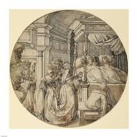 Bridal Scene Fine-Art Print