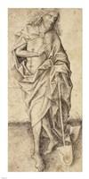Christ as the Gardener Fine-Art Print
