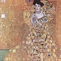 Portrait of Adele Bloch-Bauer I, 1907 Fine-Art Print