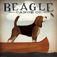 Beagle Canoe Co Fine-Art Print