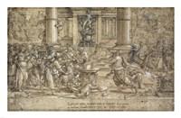 The Sacrifice at Lystra Fine-Art Print