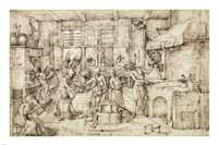 A Scene in a Forge Fine-Art Print