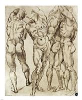 Nude Studies Fine-Art Print