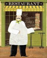 Chef's Specialties II Fine-Art Print
