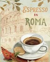 Cafe in Europe III Fine-Art Print