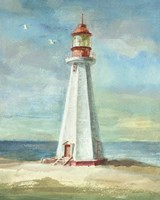 Lighthouse III Fine-Art Print