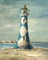 Lighthouse IV Fine-Art Print